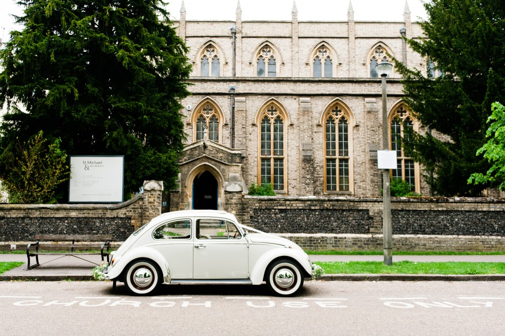 Polly Pootles VW wedding