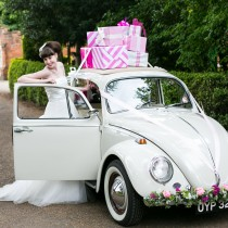 beetle for wedding car hire