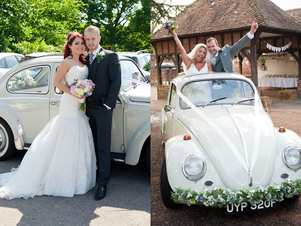wedding car Kent